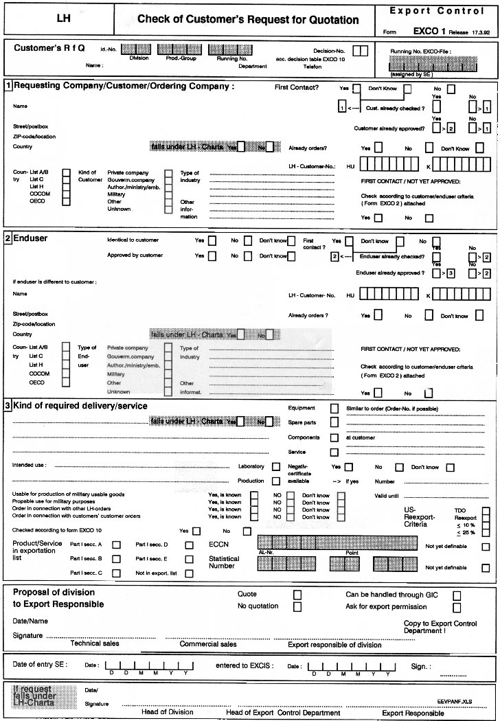 Doc511715 Export Contract Sample Export Contract Template – Export Contract
